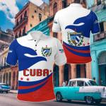 Cuba Proud Version All Over Print Polo Shirt