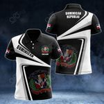 Customize Dominican Republic Proud - New Style All Over Print Polo Shirt