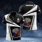 Customize Philippines Proud - New Style All Over Print Polo Shirt