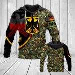Customize Germany Army Special All Over Print Hoodies