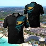 The Bahamas In Me - Special Grunge Style All Over Print Polo Shirt