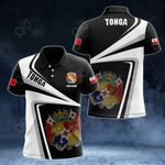 Customize Tonga Proud - New Style All Over Print Polo Shirt