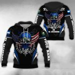 Customize EL Salvador - America Skull & Wing Special All Over Print Hoodies
