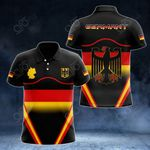 Germany Flag Proud - New Style All Over Print Polo Shirt