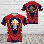 Knight (Custom) All Over Print T-shirt