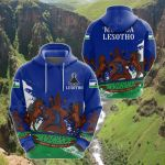 Lesotho Special All Over Print Shirts