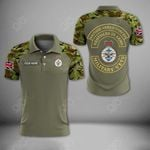 Customize British Armed Forces All Over Print Polo Shirt