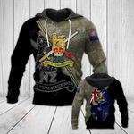New Zealand Army Camo All Over Print Hoodies