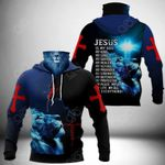 Jesus Is My Everything All Over Print Neck Gaiter Hoodie