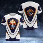 Knight (custom white) All Over Print T-shirt