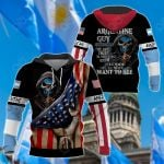 America - Argentine I'm Argentine Guy All Over Print Shirts