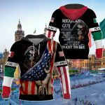 America - Mexico I'm Mexican Guy All Over Print Shirts