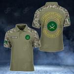 Customize Pakistan Army All Over Print Polo Shirt