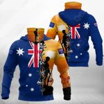 Australian Army Ver02 All Over Print Neck Gaiter Hoodie