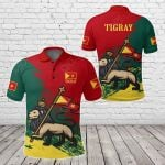 Tigray Special All Over Print Polo Shirt