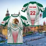 Customize Mexico - New Style All Over Print T-shirt