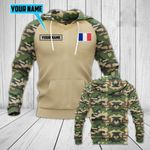 Customize France Army All Over Print Hoodies