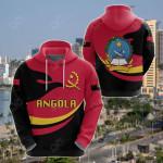 Angola Proud Version All Over Print Shirts