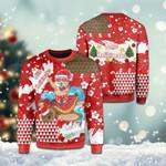 Hawaii Mele Kalikimaka Merry Christmas Sweatshirt