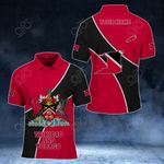 Customize Trinidad And Tobago Coat Of Arms & Map - New Style All Over Print Polo Shirt