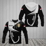 Customize Egypt Coat Of Arms & Flag All Over Print Hoodies