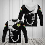 Customize Niger Coat Of Arms & Flag All Over Print Hoodies
