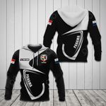 Customize Panama Coat Of Arms & Flag All Over Print Hoodies