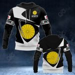 Customize Japan Coat Of Arms - Flag V2 All Over Print Hoodies