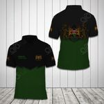 Kenya All Over Print Polo Shirt