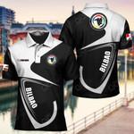 (Custom) Bilbao All Over Print Polo Shirt