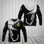 Customize Biafra Coat Of Arms & Flag All Over Print Hoodies