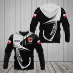 Customize South Tyrol Coat Of Arms & Flag All Over Print Hoodies