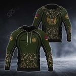 Customize Armenia Coat Of Arms Camo Army All Over Print Shirts