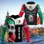 Customize Mexican Skull - American Grown With American Roots All Over Print Shirts