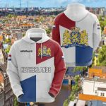 Netherlands Simple Sports Version All Over Print Shirts