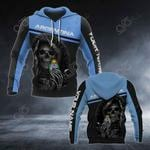 Customize Argentina Coat Of Arms - Reaper All Over Print Hoodies