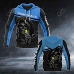 Customize Guatemala Coat Of Arms - Reaper All Over Print Hoodies