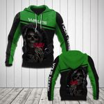 Customize Wales Welsh Dragon - Reaper All Over Print Hoodies