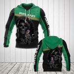 Customize Ireland Coat Of Arms - Reaper All Over Print Hoodies