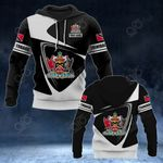 Customize Trinidad And Tobago Coat Of Arms - Flag V2 All Over Print Hoodies