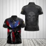 Puerto Rico Police - Armor 3D All Over Print Polo Shirt