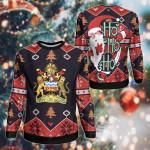 Malawi Christmas - Santa Claus Ho Ho Ho Sweatshirt