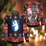 Greenland Christmas - Santa Claus Ho Ho Ho Sweatshirt
