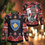Kosovo Christmas - Santa Claus Ho Ho Ho Sweatshirt