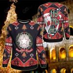 Italy Christmas - Santa Claus Ho Ho Ho Sweatshirt