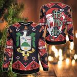 Saba Christmas - Santa Claus Ho Ho Ho Sweatshirt