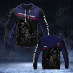 Customize British Army Symbol - Reaper All Over Print Hoodies