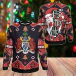 Gambia Christmas - Santa Claus Ho Ho Ho Sweatshirt