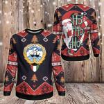 Kuwait Christmas - Santa Claus Ho Ho Ho Sweatshirt