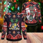 Mauritius Christmas - Santa Claus Ho Ho Ho Sweatshirt